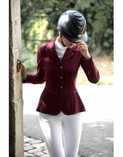 Paris show Jacket - Plum