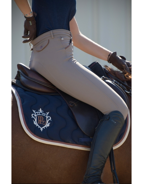 pantalon d'équitation point sellier noisette Pénélope store