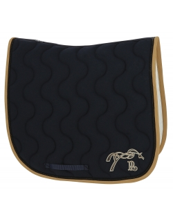 Dressage Saddle Pad - Navy