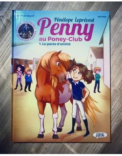 copy of Penny au poney-club...