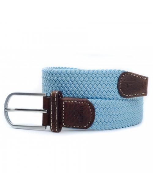 ceinture billy belt femme bleu dragée
