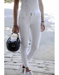 Fun Breeches Pénélope - White