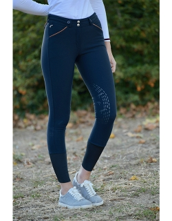 Point Sellier Breeches - Navy