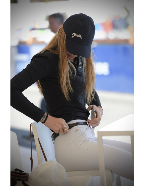 casquette d'équitation marine Pénélope Store