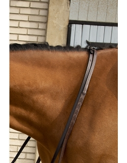 Luxe Rubber Reins