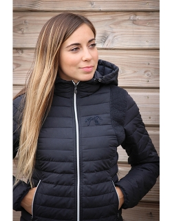 Molly Down Jacket - Navy