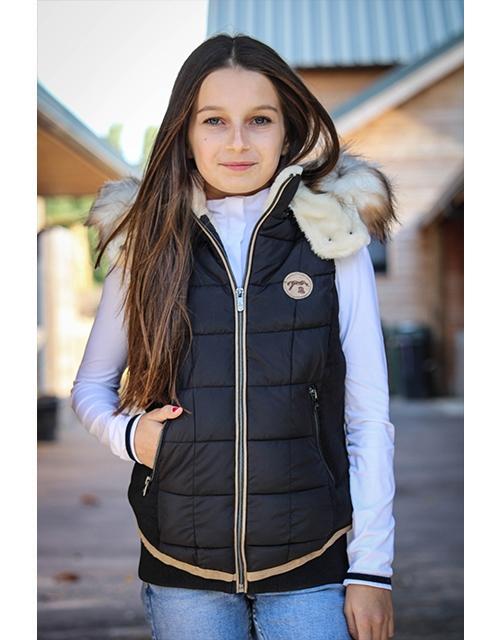 Roger Black Glitter Down Jacket Junior Penelope-store