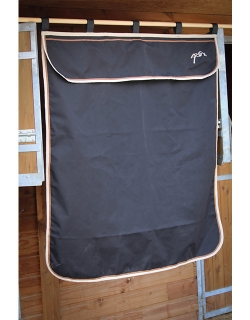 Stable Curtain - Black and...