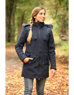 Laïcka Jacket - Navy