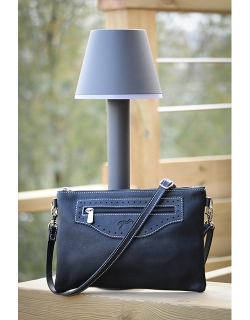 """Emma"" Small Handbag - Black"