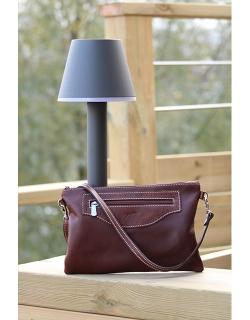 """""""Emma"""" Small Handbag - Havana"""