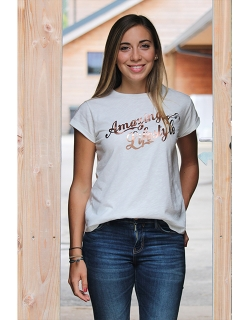 Moby Tee-shirt - Beige