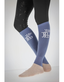 Riding Socks - Vintage blue