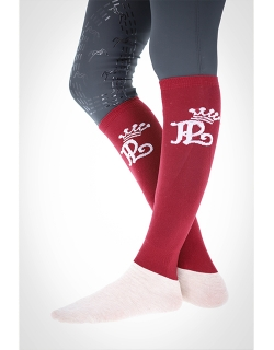 Riding Socks - Plum