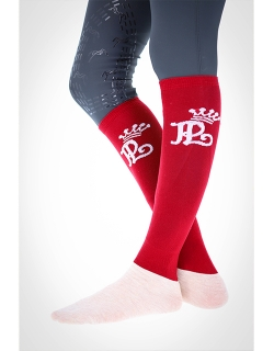 Riding socks - Red