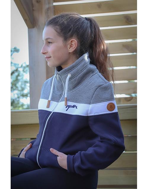 Native Navy Sweater - Junior