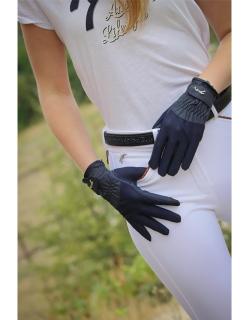 Gants d'équitation...