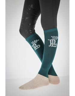Show high knee socks...