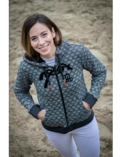 Rosy sweater - Grey Pénélope-store
