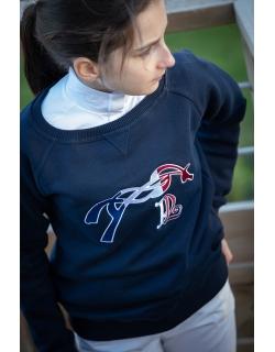 Chloé navy sweater - Junior