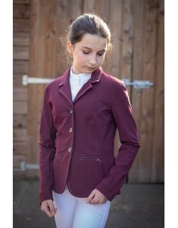 Paris soft show jacket Plum...