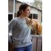 Chloé sweater - Grey & yellow