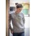 Chloé Grey & yellow sweater - Junior
