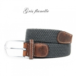 Ceinture Billy Belt Flannel Grey