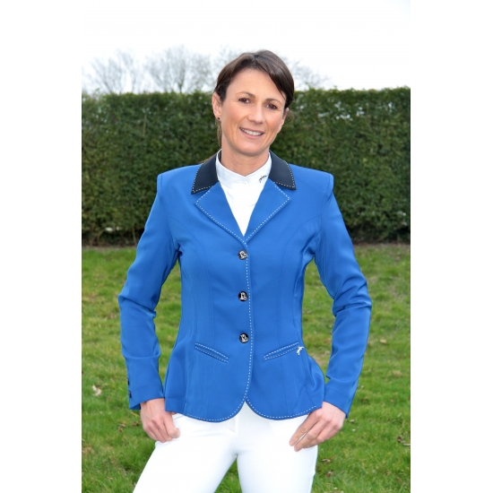 Show jacket - Royal Blue/ Navy collar